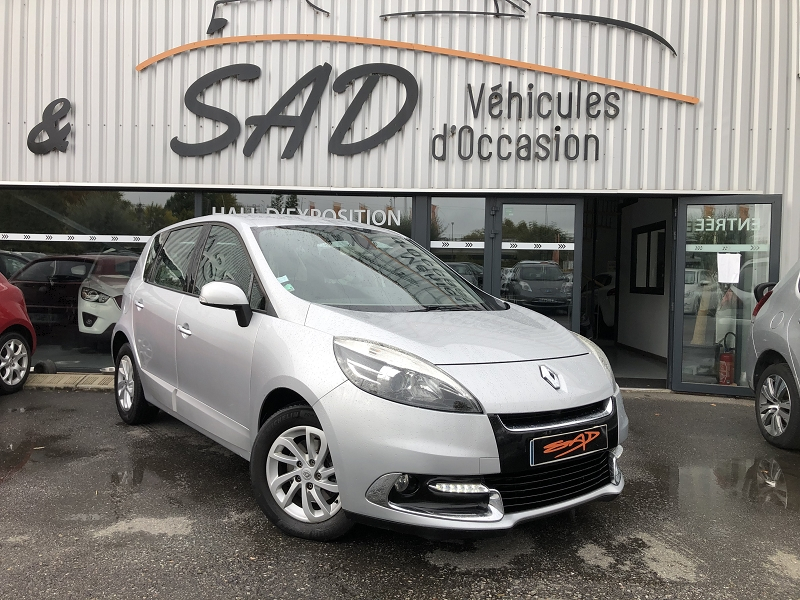 Renault SCENIC III 1.6 DCI 130CH ENERGY EXPRESSION ECO² Diesel GRIS C Occasion à vendre