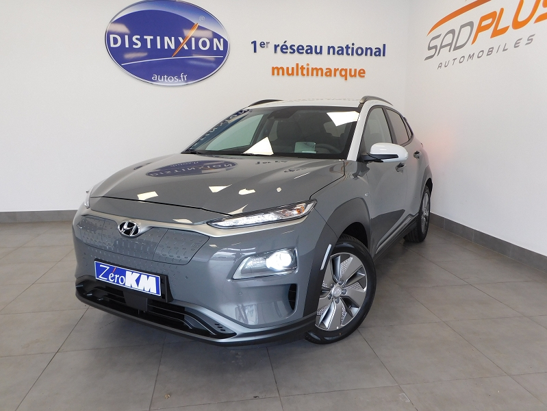 Photo 1 de l'offre de HYUNDAI KONA ELECTRIC 204CH EXECUTIVE EURO6D-T EVAP 3CV à 38990€ chez SAD Plus
