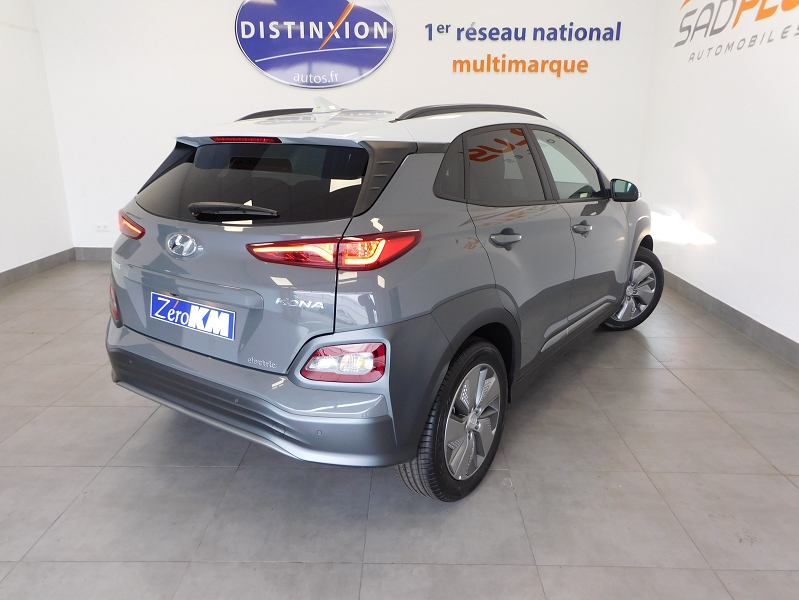 Photo 2 de l'offre de HYUNDAI KONA ELECTRIC 204CH EXECUTIVE EURO6D-T EVAP 3CV à 38990€ chez SAD Plus